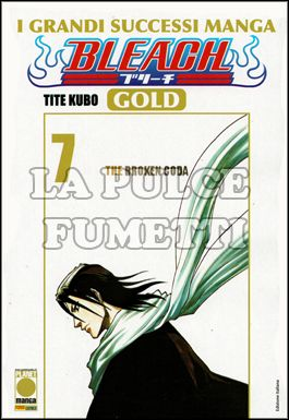 BLEACH GOLD #     7