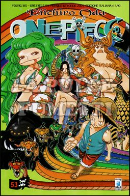 YOUNG #   185 - ONE PIECE 53
