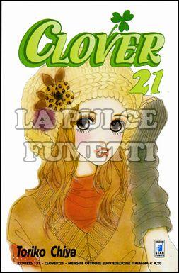 EXPRESS #   131 - CLOVER 21