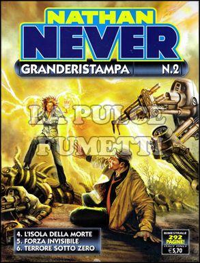 NATHAN NEVER GRANDE RISTAMPA #     2