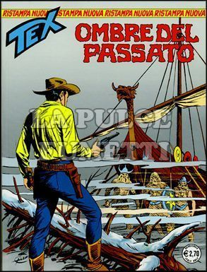 TEX NUOVA RISTAMPA #   240: OMBRE DEL PASSATO