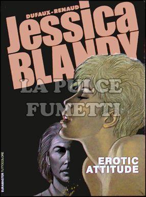 EURAMASTER #   109 - JESSICA BLANDY 19: EROTIC ATTITUDE