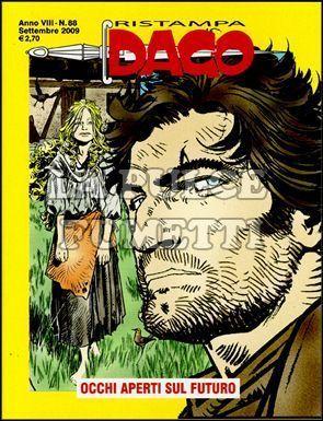 DAGO RISTAMPA #    88: OCCHI APERTI SUL FUTURO