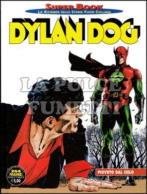 DYLAN DOG SUPER BOOK #    48: PIOVUTO DAL CIELO