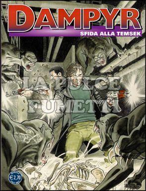 DAMPYR #   115: SFIDA ALLA TEMSEK