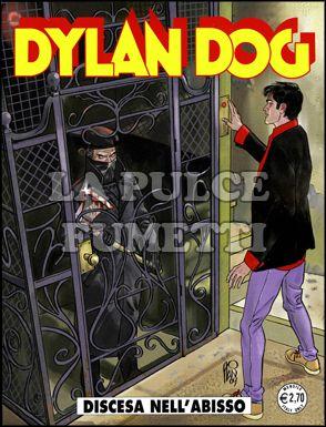 DYLAN DOG ORIGINALE #   278: DISCESA NELL'ABISSO
