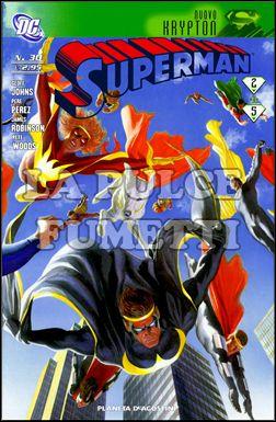 SUPERMAN #    30 - NUOVO KRYPTON 2