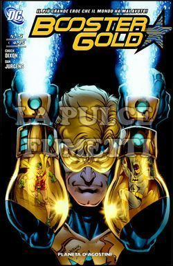 BOOSTER GOLD #     5