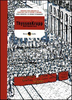 CRONACA STORICA #    14: THYSSENKRUPP