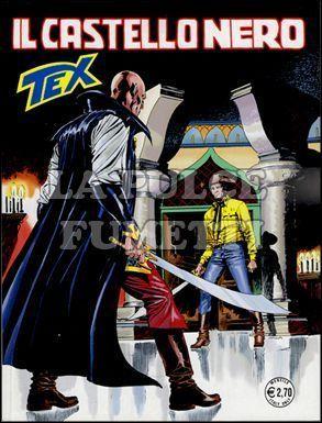 TEX GIGANTE #   588: IL CASTELLO NERO