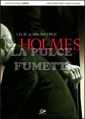 HOLMES #     1