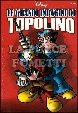 PIU DISNEY #    44: LE GRANDI INDAGINI DI TOPOLINO
