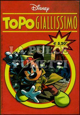 TUTTO DISNEY #    27: TOPO GIALLISSIMO