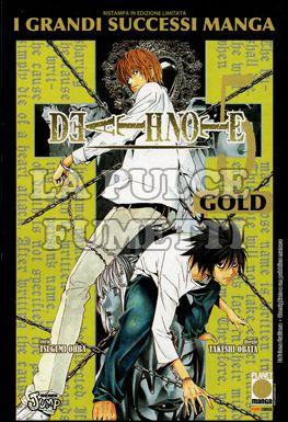 DEATH NOTE GOLD #     5 1A RISTAMPA