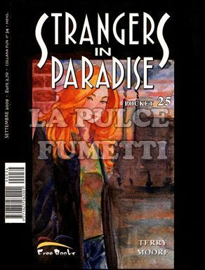 STRANGERS IN PARADISE POCKET #    25