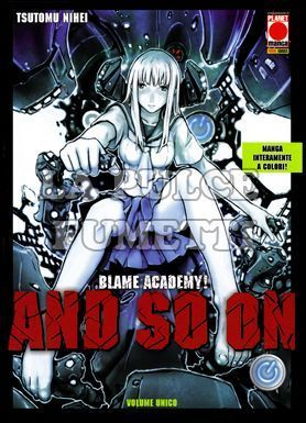 BLAME! ACADEMY - AND SO ON