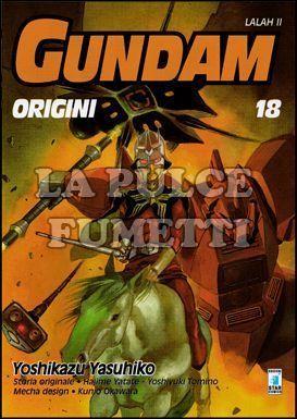 GUNDAM UNIVERSE #    37 - GUNDAM - ORIGINI 18