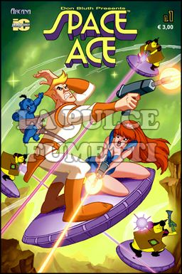 SPACE ACE #     1