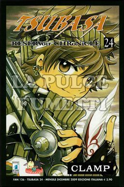 FAN #   126 - TSUBASA RESERVOIR CHRONICLE 24