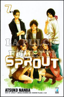 SHOT #   127 - SPROUT  7
