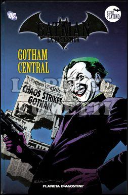 BATMAN LA LEGGENDA #    70: GOTHAM CENTRAL