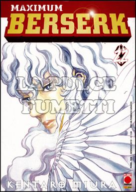 BERSERK MAXIMUM #    22