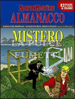 ALMANACCO DEL MISTERO 2010: L'ISOLA SENZA TEMPO