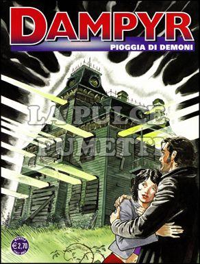 DAMPYR #   116: PIOGGIA DI DEMONI