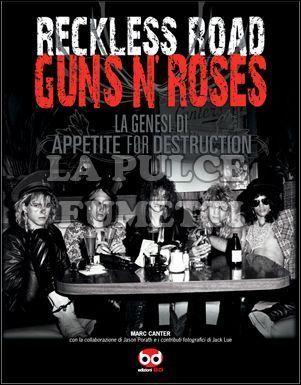 RECKLESS ROAD GUNS N ROSES