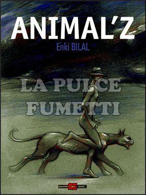 TRILOGIA APOCALITTICA - ANIMAL'Z