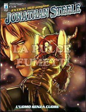 JONATHAN STEELE EXTRA #     5: L'UOMO SENZA CUORE