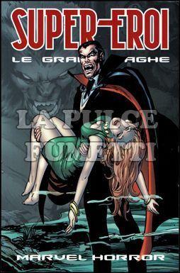 SUPER-EROI LE GRANDI SAGHE #    30 - MARVEL HORROR