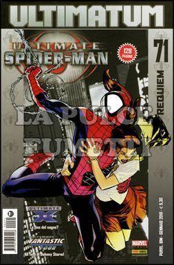ULTIMATE SPIDER-MAN #    71: ULTIMATUM REQUIEM