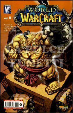 PANINI COMICS MEGA #    11 - WORLD OF WARCRAFT 11