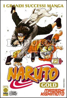 NARUTO GOLD #    23