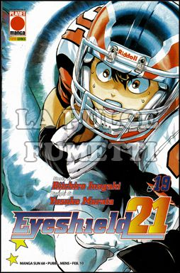 MANGA SUN #    68 - EYESHIELD 21 19