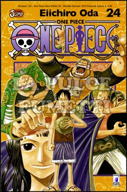 GREATEST #   120 - ONE PIECE NEW EDITION 24