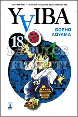 MITICO #   169 - YAIBA 18