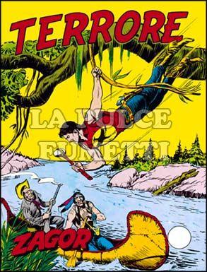 ZENITH #    53 - ZAGOR   2: TERRORE!