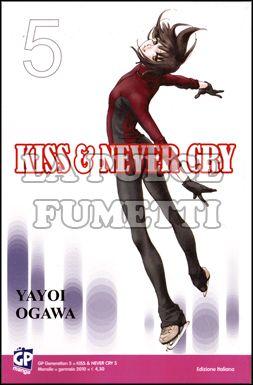 GP GENERATION #     5 - KISS E NEVER CRY  5