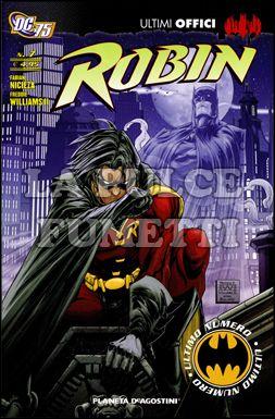 ROBIN #     7 - ULTIMI OFFICI