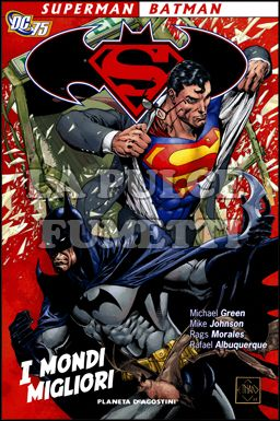 SUPERMAN / BATMAN TP #     1: I MONDI MIGLIORI