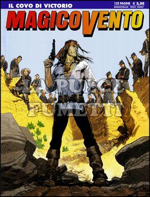 MAGICO VENTO #   126: IL COVO DI VICTORIO
