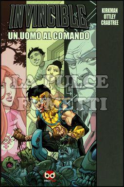 INVINCIBLE #     8: UN UOMO AL COMANDO