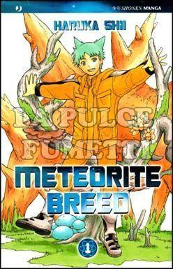 METEORITE BREED 1/4 COMPLETA