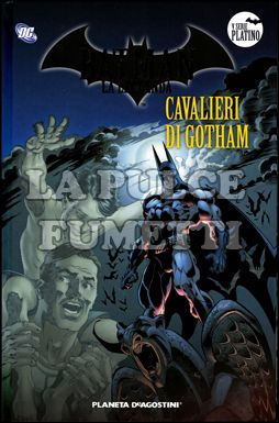 BATMAN LA LEGGENDA #    74: CAVALIERI DI GOTHAM