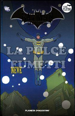 BATMAN LA LEGGENDA #    79: NEVE