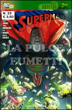 SUPERMAN #    33 - NUOVO KRYPTON 5
