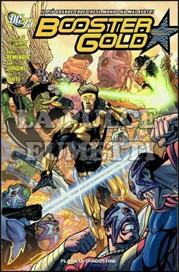 BOOSTER GOLD #     6