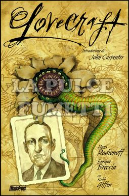 LOVECRAFT RISTAMPA